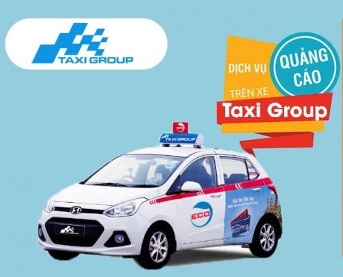Bảng giá quảng cáo bất động sản trên Taxi group