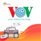 quảng cáo bất động sản trên kênh radio VOV Giao thông