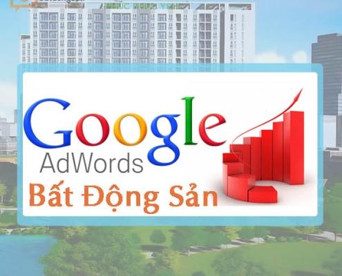 giá quảng cáo bất động sản google ads