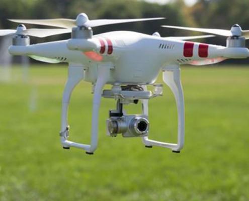 chụp hình flycam bất động sản